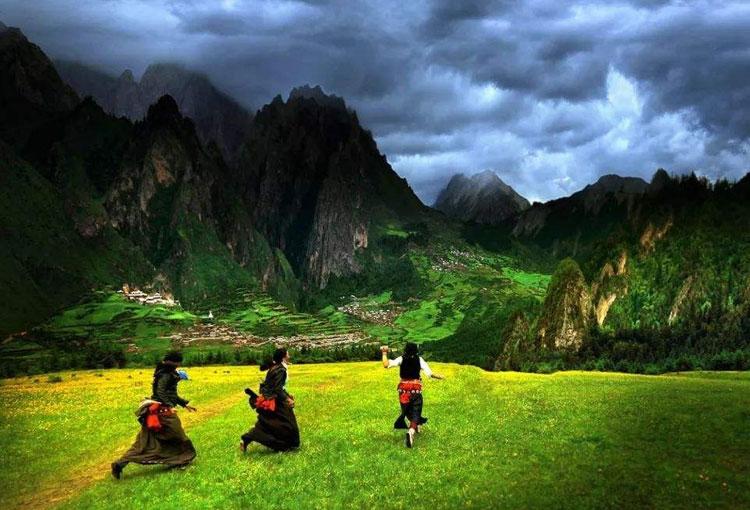 秘境甘南 草原花海 原始村落 避暑朝圣之旅